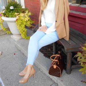 ANNE KLEIN 💙 Baby Blue Dress Pants 00